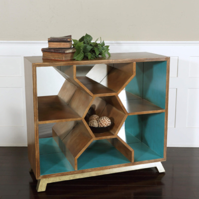 Palash, Bookcase Console